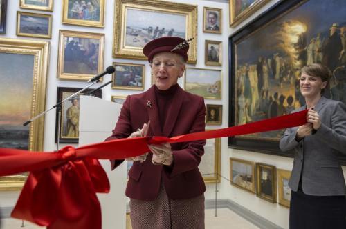 Skagen Museum indvielse