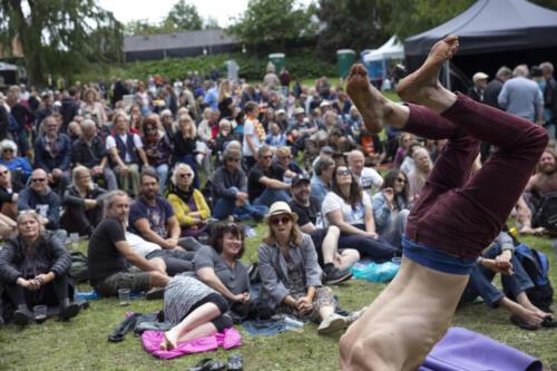 Forrykte Festival